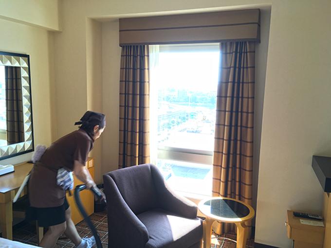 清掃 マニュアル ホテル
