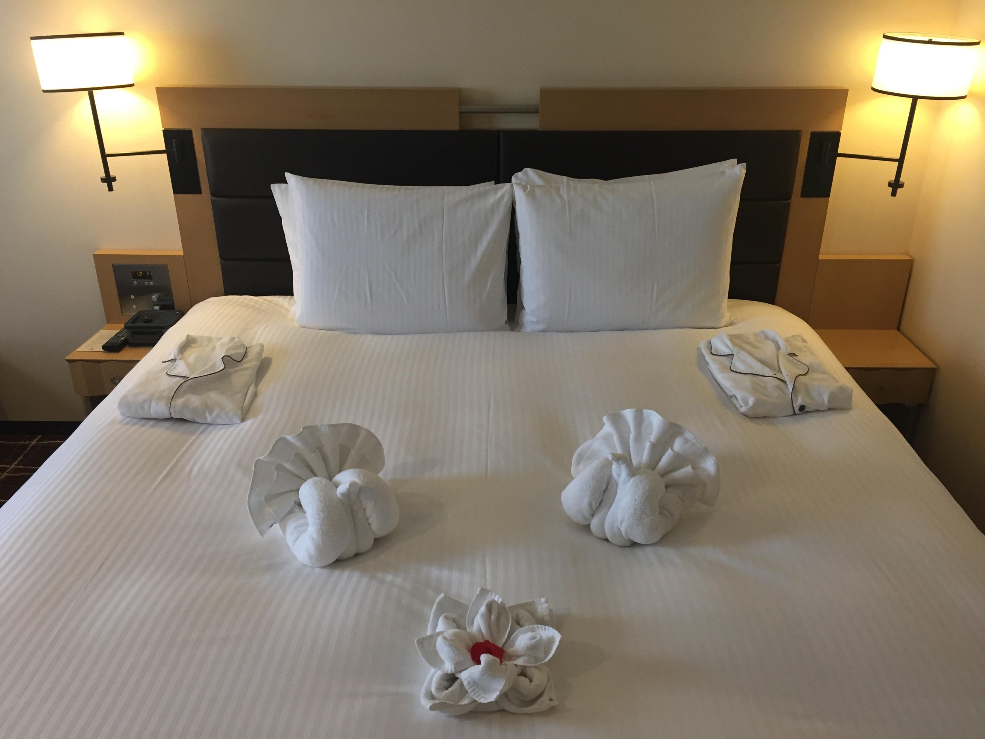 ホテル客室清掃